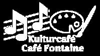 Kulturcafé på Café Fontaine